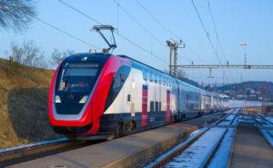 """Bombardier """"Twindexx Swiss Express"""" RABe 502 203, InterRegio"""