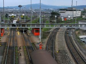 Seřaďovací nádraží Limmattal